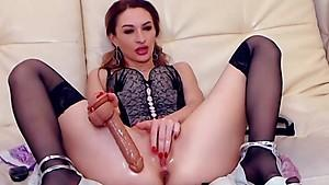 big-dildo-makes-it-rain