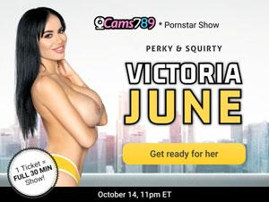 Hot Live Sex Porn Star Show | Victoria June